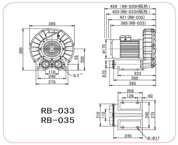 CHUANFAN RB 035