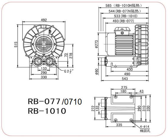 CHUANFAN RB 077